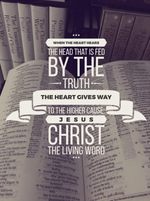 heart and head bible pic